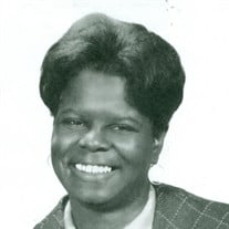 Mrs. Mildred Curtis Smith