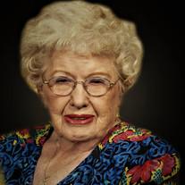 Gladys Yvonne Petty