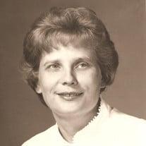 Ruth Marie Krebs Rigby