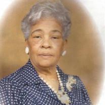 Mrs. Irma Lee Bell