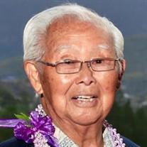 Stanley Otoichi Shinkawa