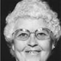 Betty Frances Palmer