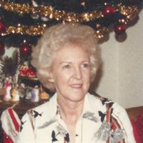 Betty  Irene Griffith Schauweker