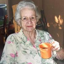 Clara  Frances Poole