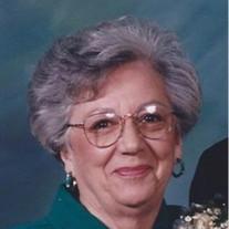 Nancy Catherine   Foster