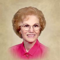 Nancy 'Patsy' Patricia Upton