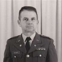 Colonel Alfred  Edward Zaccanti