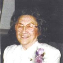 Gladys Clara  Georgia Harwood