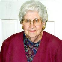 Geraldine ''Geri''  Johnson