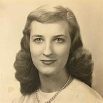 Mrs. JUNE MARIANNA THAYER BURKHART