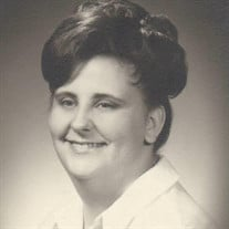 Peggy Ray Paschal