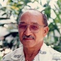 Isaac Makana Kekuewa Sr.