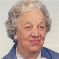 Mrs. Beulah Victoria (Foster) Gregory