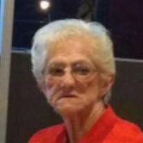 Mrs. Margaret Evans