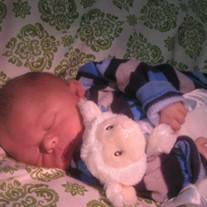 Baby Cayson Raye Kirk