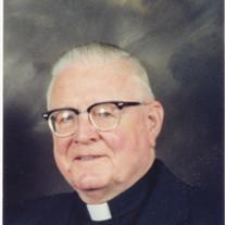 Reverend Harold  E. Olsen