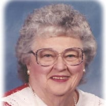 "Roberta ""Betty"" E. Mann"