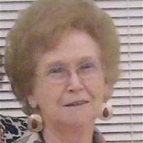 Wanda Jean Elliott  Yates