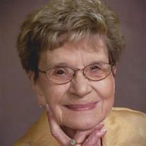 "Patricia ""Pat"" Ann Bail Buchanan"