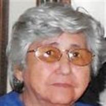 Mrs. Helen Reyna Gonzales Montanes