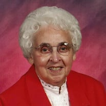 Marian Ruth Petersen