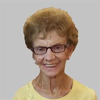 Mrs. Marcia F. Tesch