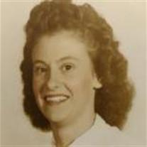 Mary Ruth Warden