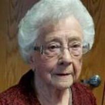 Violet Irene Cotner