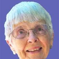 Mrs. Dolores M. Fagerlie