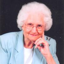 Gwyne Pipkins Hodge, 91, of Medon