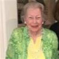 """Margaret """"Peggy"""" Parsons  Douglas"""
