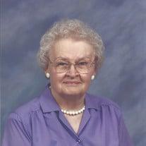 Mrs. Eunice Theodora Benhardus