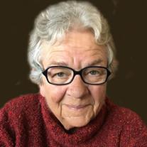 Phyllis Ann (Van Haitsma) Nichols