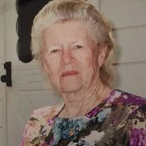 Geraldine Donaldson