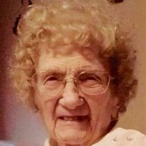 Bernice Dorothy Woltmann