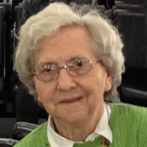 Betty Moore Ingram of Selmer, Tennessee