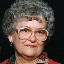 Shirley Ruth Carman Barnes of Selmer, TN