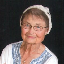 Janet Elaine Hankins