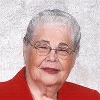 Ava Jean Holleman Benton