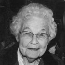 Ruth Annette Dewing