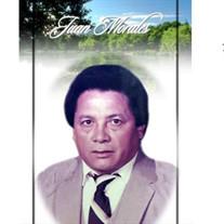 Mr.  Juan Morales