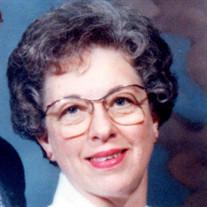 Mrs. Gertrude Marie Harden