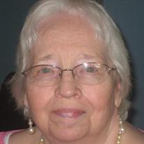 Betty Jean Piercey Ferguson