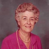 Mrs. Mary Frances Crawford