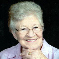 Gladys M Burchell