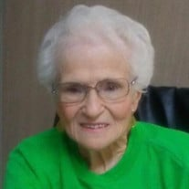 Velma Louise Easley McCutcheon
