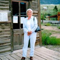 Mary Elizabeth Yates