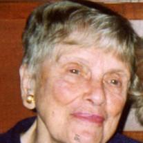 Marjorie C.. Wegner