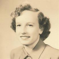 Constance Baker Dennison