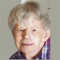 Clara Ruth Nuspl (nee Schuster)